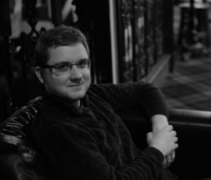 Photo of John Ayliff. Photo credit: David Riley.