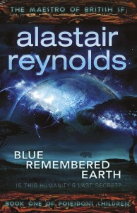 Blue Remembered Earth cover (Gollancz)